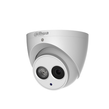 Dahua N84CG52 8MP 4K IR ePoE Outdoor Eyeball IP Security Camera