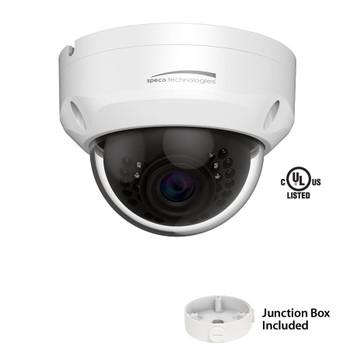Speco O4D1 4MP IR Outdoor Dome IP Security Camera