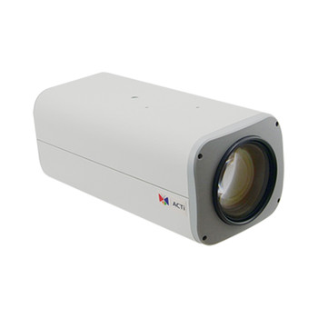ACTi I29 2MP Indoor/Outdoor Box IP Security Camera - 36x Optical Zoom