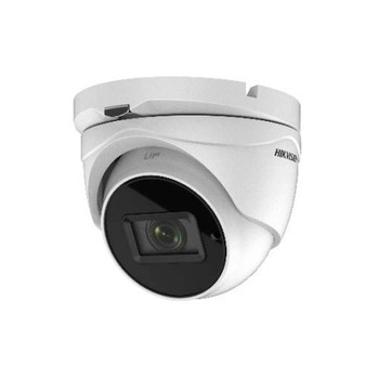 Hikvision DS-2CE56H5T-IT3ZE 5MP Ultra-Low Light PoC Outdoor Turret HD Analog Security Camera