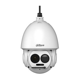 Dahua DH-TPC-SD8620N-B50Z30 640 x 512 Thermal Hybrid Outdoor PTZ IP Security Camera
