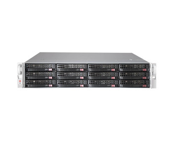 Digital Watchdog DW-BJER2U16T 8 Channel Network Video Recorder - 12TB HDD included, Up to 128ch