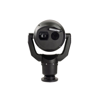 Bosch MIC-9502-Z30BQS QVGA/2MP Thermal/Visual Outdoor PTZ IP Security Camera - 19mm 2MP, 30x, 9Hz, Black