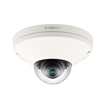 Samsung Hanwha XNV-6011W 2MP H.265 Outdoor Dome IP Security Camera