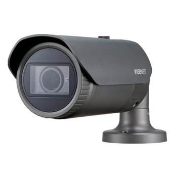 Samsung XNO-L6080R 2MP IR H.265 Outdoor Bullet IP Security Camera