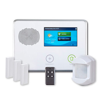 2Gig 2GIG-GCKIT311 Control Wireless Alarm & Home Automation Kit