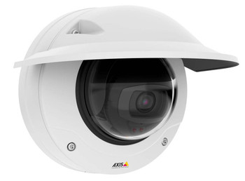 AXIS Q3515-LVE Varifocal 9MM-22MM 2MP IR Outdoor Dome IP Security Camera 01046-001 - 120fps