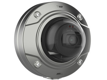 AXIS Q3517-SLVE 5MP Outdoor IP Security Camera 01237-001 - Marine-grade stainless steel casing