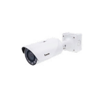 Vivotek IB9391-EHT 8MP 4K IR H.265 Outdoor Bullet IP Security Camera - 120fps at 2MP