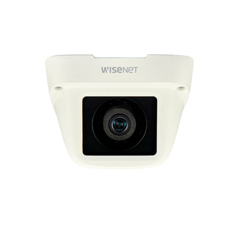 Samsung XNV-6013M 2MP H.265 Mobile Outdoor Dome IP Security Camera - M12 Connector support