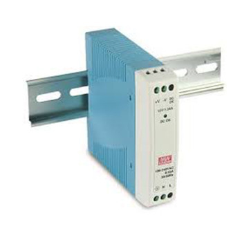 Vivotek MDR-10-12 10W Single Output Industrial DIN Rail Power Supply