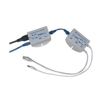 Vivotek MS-POE-KITAF,5V PoE-Kit, Injector + Splitter, 802.3af Compliant