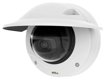 AXIS Q3518-LVE 8MP 4K IR Outdoor Dome IP Security Camera 01493-001