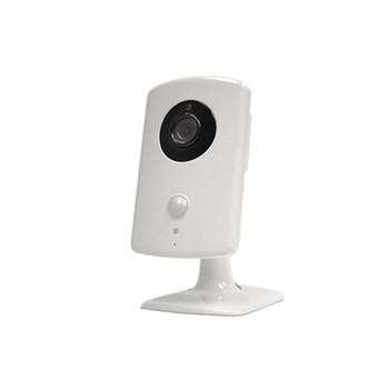 2Gig 2GIG-CAM-HD100 1MP Wireless Indoor Cube IP Security Camera - PIR Motion