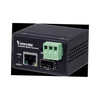 Vivotek AW-IHS-0202 Industrial FE Media Converter SFP