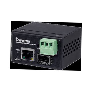 Vivotek AW-IHS-0200 Industrial Media Convert SC Multi Mode 2KM