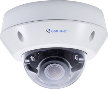 Geovision GV-VD4712 4MP IR H.265 Outdoor Dome IP Security Camera 84-VD47120-0010