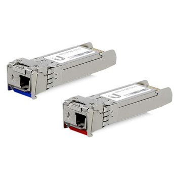Ubiquiti UF-SM-10G-S-20 SFP/SFP+ Single Mode Fiber Module - 20-Pack