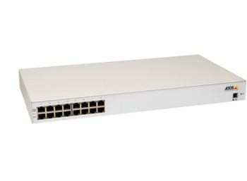 AXIS PoE Midspan 8 port - 5012-004