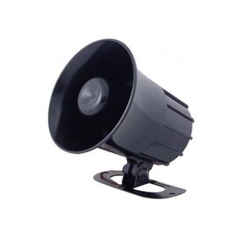 "Speco SA4P 20W 4"" Alarm Siren"
