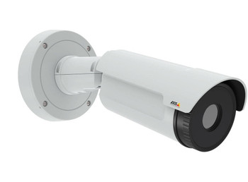 AXIS Q1941-E 384 x 288 Thermal IP Security Camera 0783-001 - 13 mm Fixed Lens, 8.3 fps