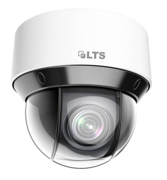 LTS PTZIP414X25WIR 4MP IR H.265 Outdoor PTZ IP Security Camera with 25x Optical Zoom