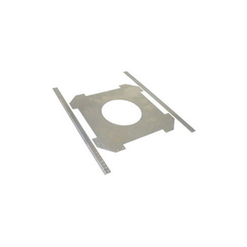 """Speco BRC6F 8-3/8"""" Cutout Speaker Support Bracket (sold in pairs)"""