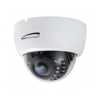 Speco CLED32DTW 2MP IR Indoor Dome HD-TVI Security Camera
