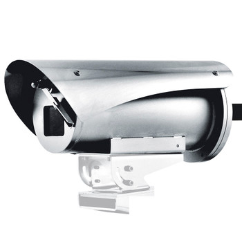 Videotec MVXHD2F0WAZ00A 2MP Explosion-proof IP Security Camera - 13ft Armored Cable, -60-degreeC/+65-degreeC, w/ Wiper
