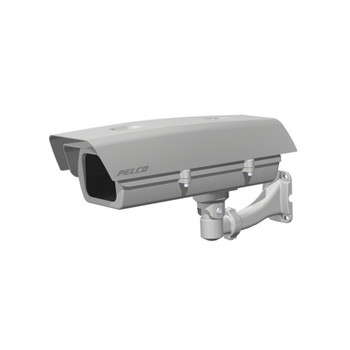 Pelco EH20-M Box Mount Housing with Wall Arm Bracket
