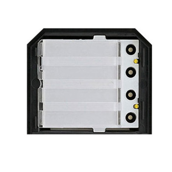 Aiphone GT-SW 4 Call Switch Module for GT Modular Entrance Panel