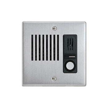 Aiphone LE-DA Stainless Steel Cover Flush Mount Door Station