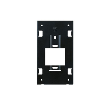Aiphone MKW-P 1-Gang Mounting Plate for JF-DV, JK-DV, JO-DV, and JP-DV