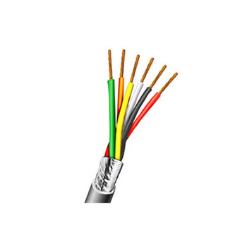 Aiphone 82220650C 6-cond, (22AWG), Shielded Wire, 500'