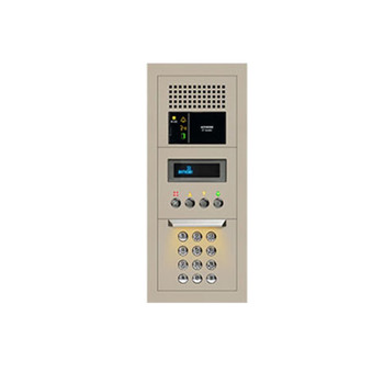 Aiphone GTA-DESB 10-Key Audio Entrance Panel Kit