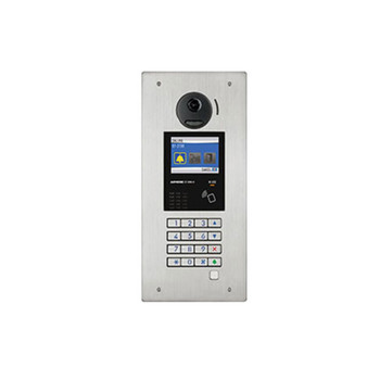 Aiphone GT-DMB-N 3-in-1 Video Entrance Station with NFC Reader