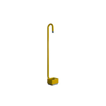 Aiphone TW-ARM-CY CCTV Camera Arm Module for Tower, Yellow