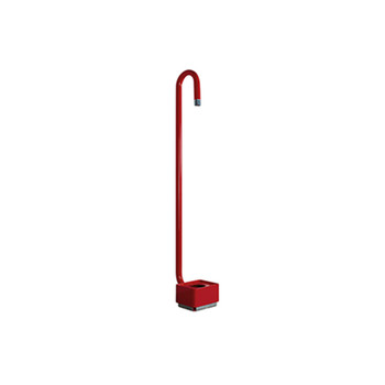 Aiphone TW-ARM-CR CCTV Camera Arm Module for Tower, Red