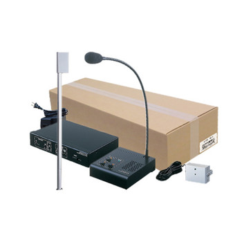 Aiphone IM-1 Cashier/Security Window System Box Set