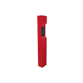 Aiphone TW-20R/A 2-Module Tower, Red