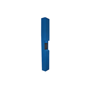 Aiphone TW-23B/A 3-Module Tower, Blue