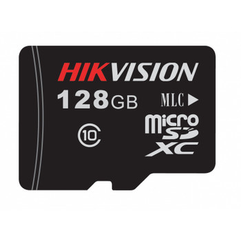 Hikvision HS-TF-H1I(STD)/128G 128GB MicroSD Cards for Surveillance