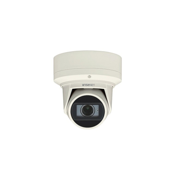 Samsung QNE-7080RV 4MP IR H.265 Outdoor Flateye IP Security Camera