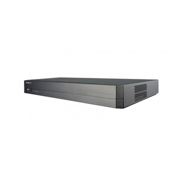 Samsung QRN-810S-4TB 8 Channel PoE Network Video Recorder - 4TB HDD included
