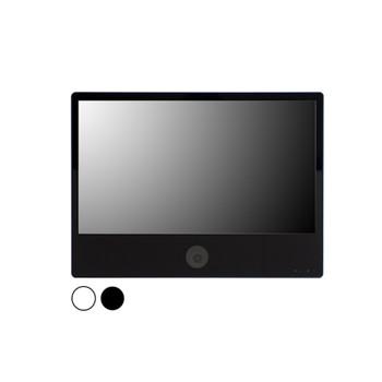 """ViewZ VZ-PVM-Z4W3-N 32"""" HD Public View Monitor (White)"""
