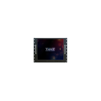 "ViewZ VZ-191RCR 19.1"" 8U Rack Mount Monitor"