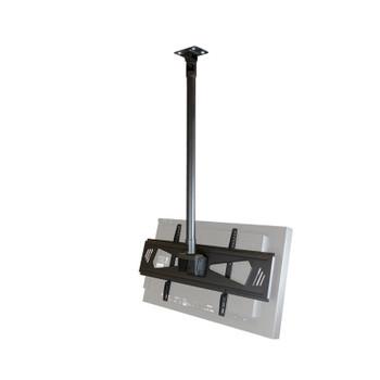 "ViewZ VZ-CMKiT-04 43"" to 65"" Universal Ceiling Mount Kit"