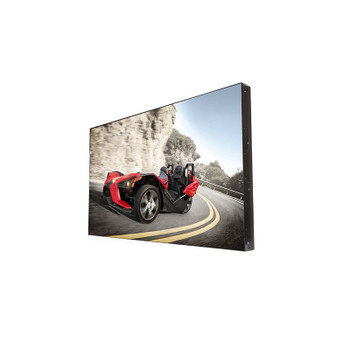 "ViewZ VZ-49UNBS 49"" Ultra Narrow Bezel (1.2 mm) Video Wall Monitor w/Daisy Chain"