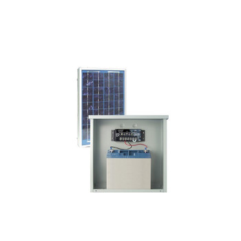 LTS LTK-BPSS-10 Securitron Outdoor Solar Boxed Power Supply