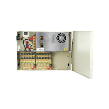 LTS DV-AT1232A-D24 Power Supply - 24-port, 32Amp